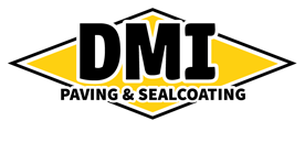 DMI Paving and Sealcoating Logo
